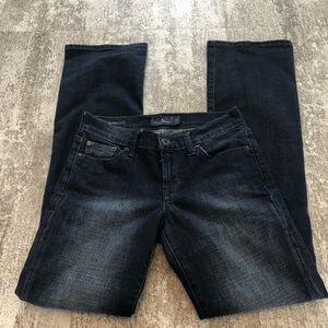 Lucky Brand Jeans Sweet Boot